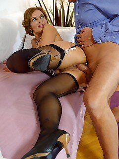 Stockings Divas
