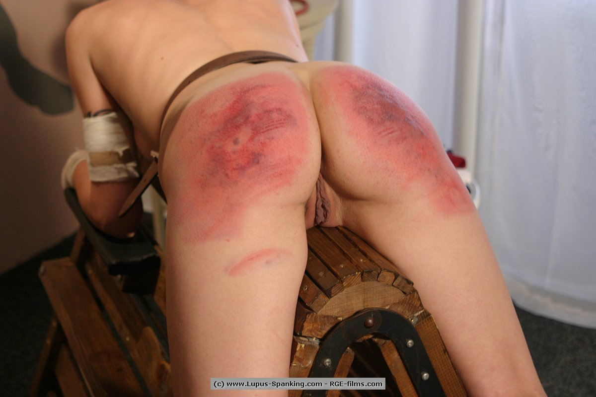 Spanked And Caned